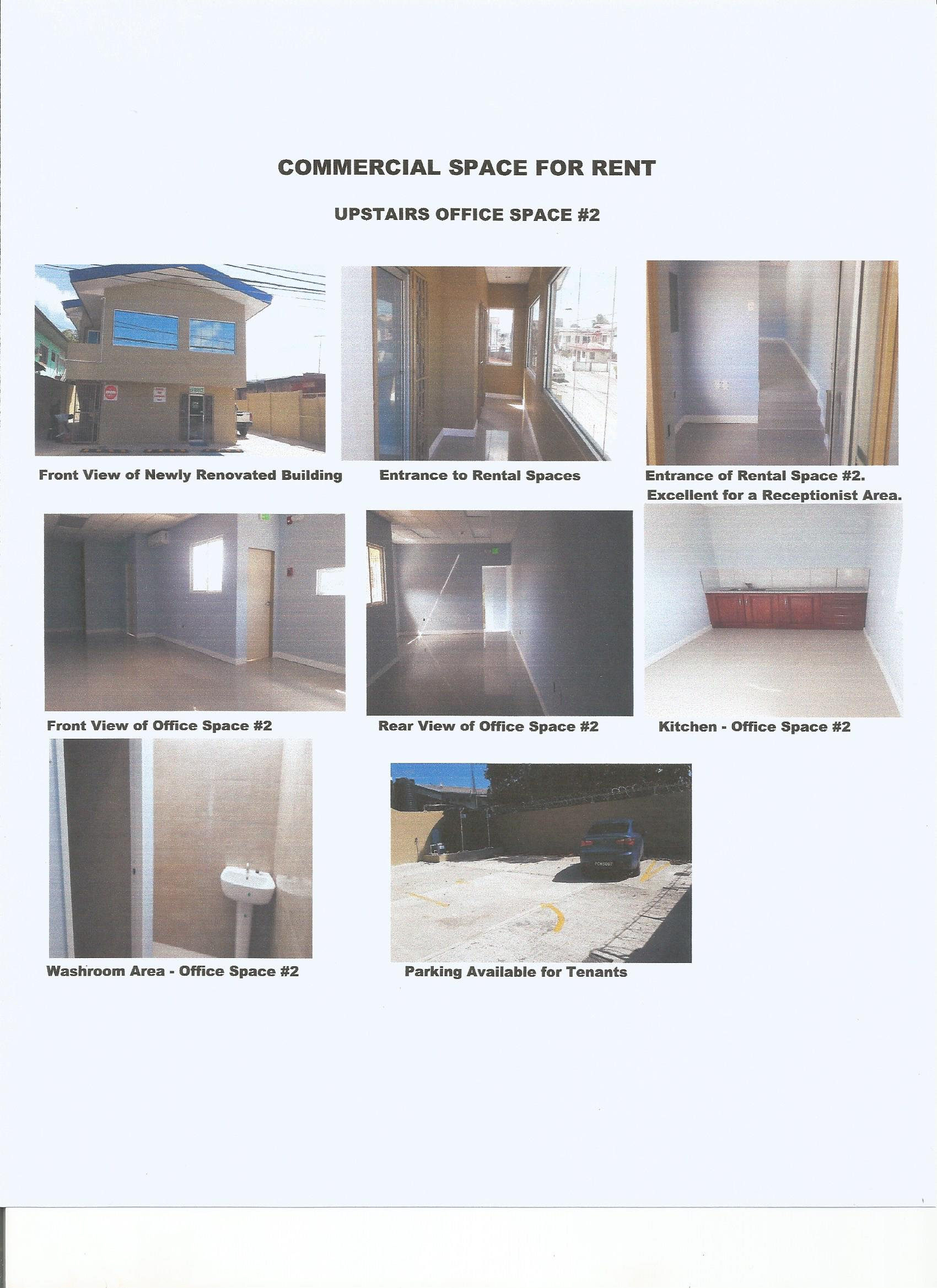 Point Fortin Rental Space #2