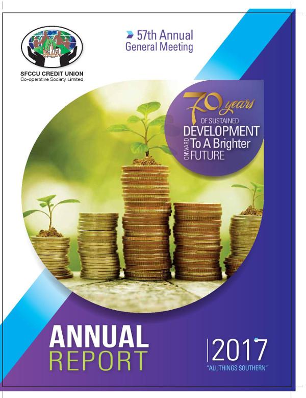 SFCCU Credit Union Annual Report 2017